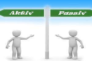 Aktiv vs. Passiv