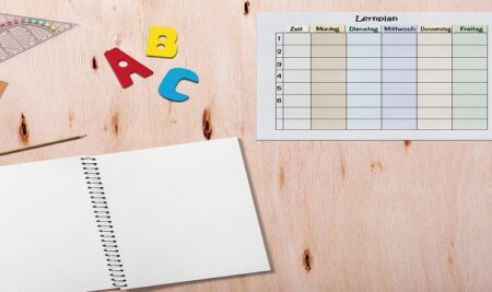 Izrada plana učenja